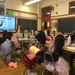 LI校授業風景(小3)
